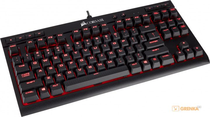 Клавиатура Corsair K63 Cherry MX Red (CH-9115020-NA)