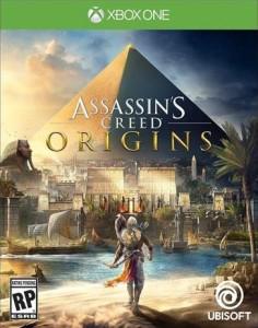 игра Assassin's Creed: Origins Xbox One