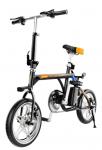 Электровелосипед Airwheel R3+ 214,6WH (черный) (6925611240130)