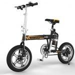 Электровелосипед Airwheel R5T 214,6WH (черный) (6925611240062)