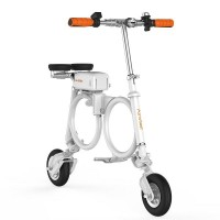 Электровелосипед Airwheel E6 247,9WH (белый) (6925611221513)