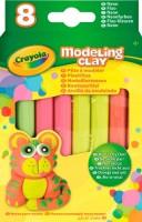 Не засыхающий пластилин Crayola 'Неоновый' (57-0313)