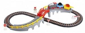 фото Железная дорога с поездом LiXin '90 х 38 см' (9902) #2
