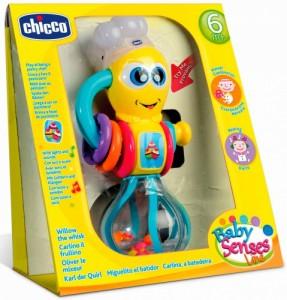 Игрушка-погремушка Chicco 'Венчик' (07703.00)