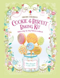 Книга Children's cookie and biscuit baking kit