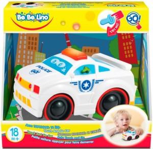 Сенсорная полицейская машина BeBeLino 'Коснись и езжай' (58010-1)