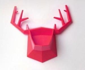 Подарок Подставка под бижутерию (Red)