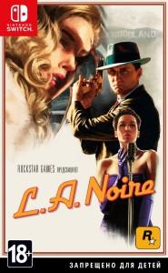 игра L.A.Noire Switch