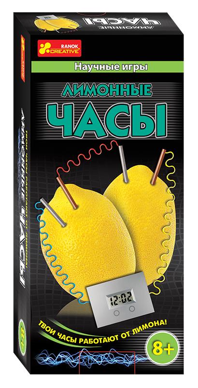 Купить Научная игра 'Лимонные часы', Ranok