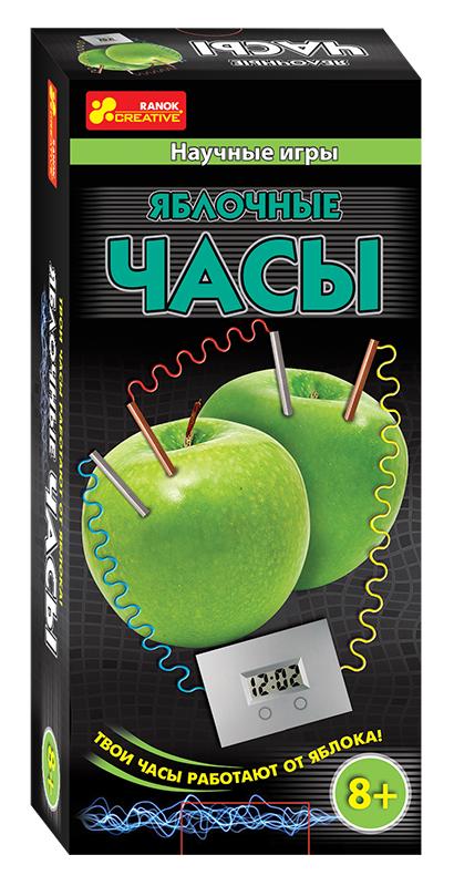 Купить Научная игра 'Яблочные часы', Ranok