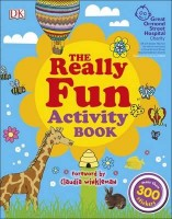 Книга The Really Fun Activity Book