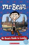 Книга Mr Bean's guide to London