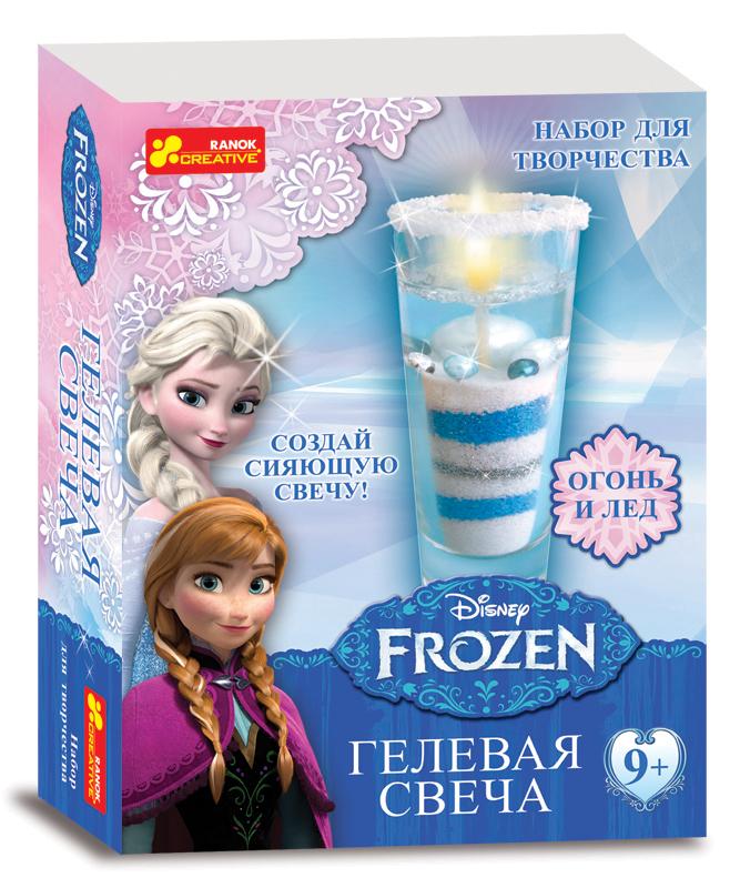 Купить Гелевая свеча Frozen, Ranok
