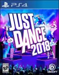 игра Just Dance 2018 PS4