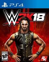 игра WWE 2K18 PS4