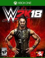 игра WWE 2K18 XBOX ONE