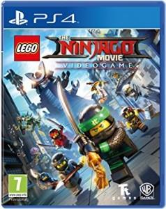 игра LEGO: Ниндзяго Фильм (видеоигра) PS4
