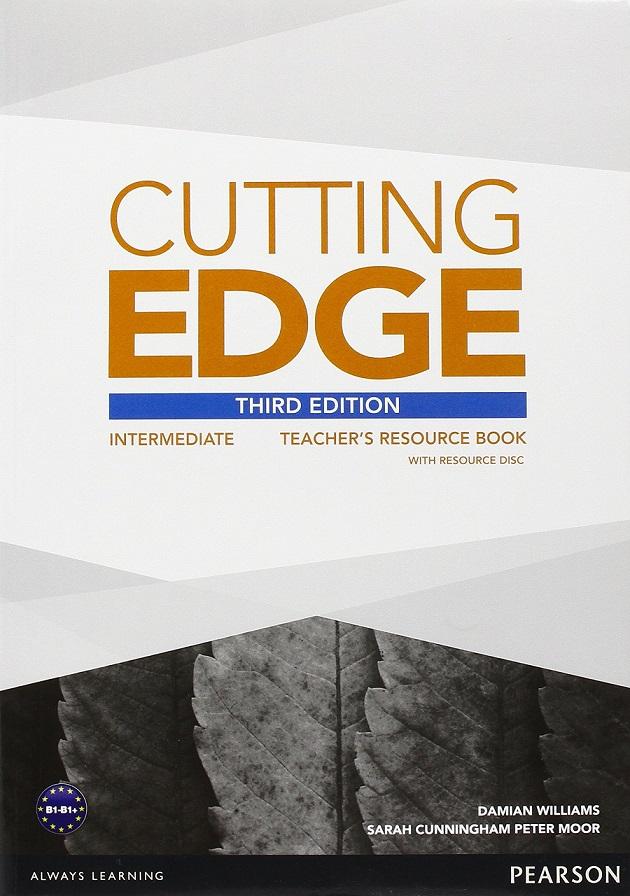 Купить Cutting Edge 3rd Edition Intermediate Teacher's Book with Teacher's Resources Disk Pack, Damian Williams, 9781447937579, 978-1-4479-3757-9