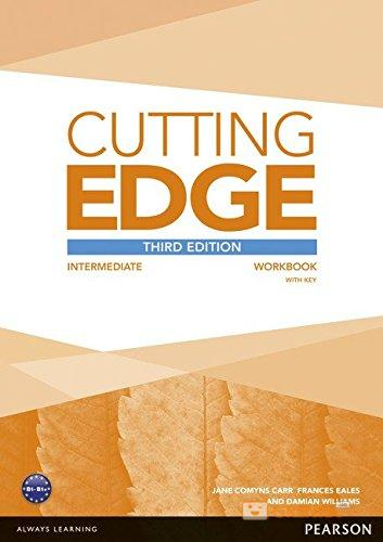 Купить Cutting Edge 3rd Edition Intermediate Workbook with Key, Anthony Cosgrove, 9781447906520, 978-1-4479-0652-0