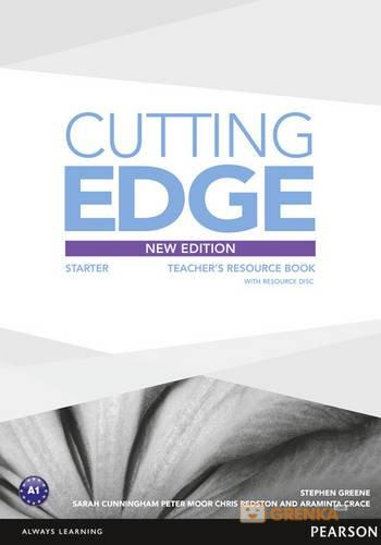 Купить Cutting Edge Starter New Edition Teacher's Book and Teacher's Resource Disk Pack, Chris Redston, 9781447936978, 978-1-4479-3697-8