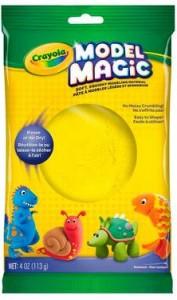 Масcа для лепки Crayola (желтая) (57-4434)
