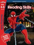 Книга Spider-Man: Reading Skills (Ages 4-5)
