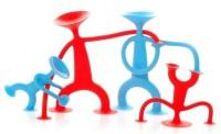 Игральный набор Sibelly 'Семья человечков-присосок' (SST010325)