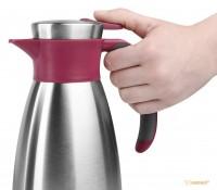Термос Emsa 'Soft Grip' (1 л / малиновый) (EM512576)