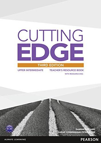 Купить Cutting Edge 3rd Edition Upper Intermediate Teacher's Book and Teacher's Resource Disk Pack, Damian Williams, 9781447937012, 978-1-4479-3701-2