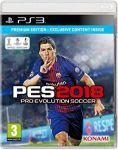 игра PES 2018 PS3