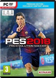 игра PES 2018