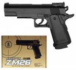 Пистолет Cyma с пульками 'Металалический' (ZM26)