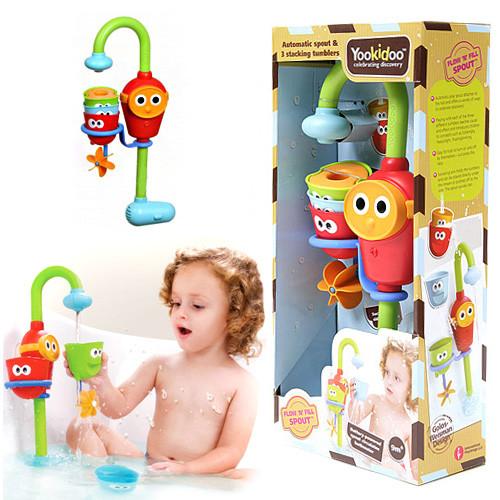 Купить Игрушка для ванной комнаты 'Водопад' (40116), China Factory