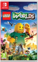 игра Lego Worlds Switch