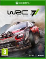 игра WRC 7 Xbox One