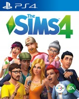 игра The Sims 4 PS4