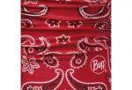 фото Летняя мультиповязка (Бафф) BUFF Original cashmere red (100408.00) #2