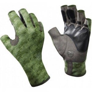 Водные перчатки Buff Pro Series Angler 2 Gloves skoolin sage L/XL (108459.00)