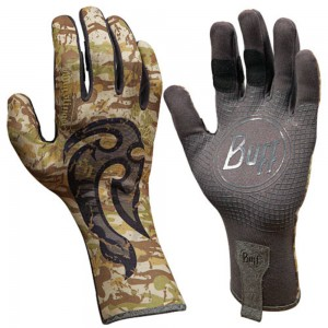 Водные перчатки Buff Pro Series MSX Gloves bs mahori hook S/M (108439.00)
