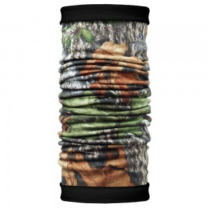 Зимняя мультиповязка (Бафф) BUFF Reversible Polar Mossy Oak obsession/black (100191.00)