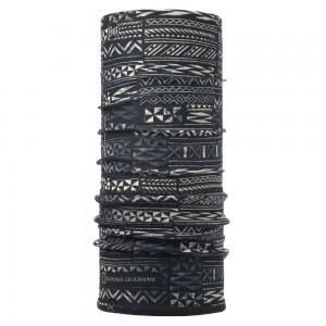 Зимняя мультиповязка (Бафф) BUFF Polar National Geographic zendai black (115412.999.10.00)