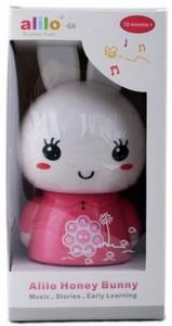 фото Медовый зайка Alilo G6 (розовый) #3