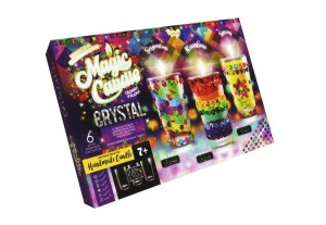 Комплект креативного творчества 'Magic Candle Crystal' (7320DT)
