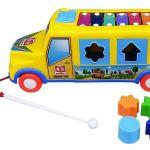Ксилофон-сортер 'Автобус' (3070)