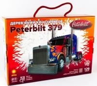 Дерев'яний 3Д конструктор 'Peterbilt' (93879)