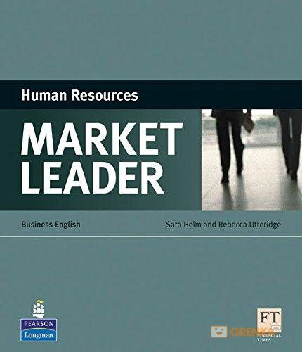 Купить Market Leader ESP Book - Human Resources, Sara Helm, 978-1-4082-2004-7