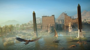 скриншот Assassin's Creed: Origins Deluxe Edition PS4 #2