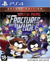 игра South Park: The Fractured but Whole Deluxe Edition PS4