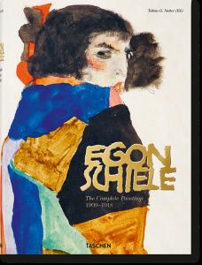Книга Egon Schiele. The Complete Paintings 1909 – 1918