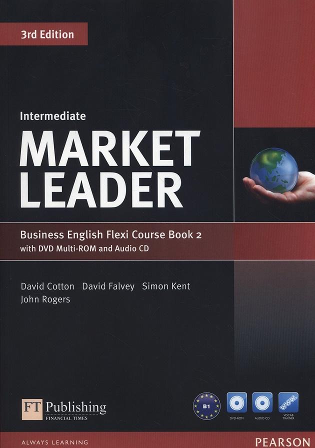 Купить Market Leader Intermediate Flexi Course Book 2 Pack, John Rogers, 978-1-292-12611-1
